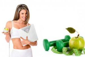 weight reduction with 5 in shape food swaps