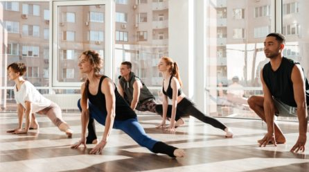 Here's how much yoga it takes to definitely see effects