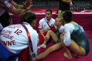 Gymnastic Injuries